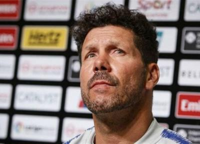 سیمئونه: بازی با والنسیا همیشه سخت است، بازیکنانم به خواسته های من واکنش خوبی نشان دادند