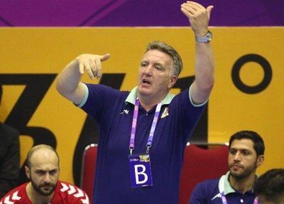 کاستاراتوویچ: بازی ایران با کره جنوبی بهترین مسابقه هندبال می گردد