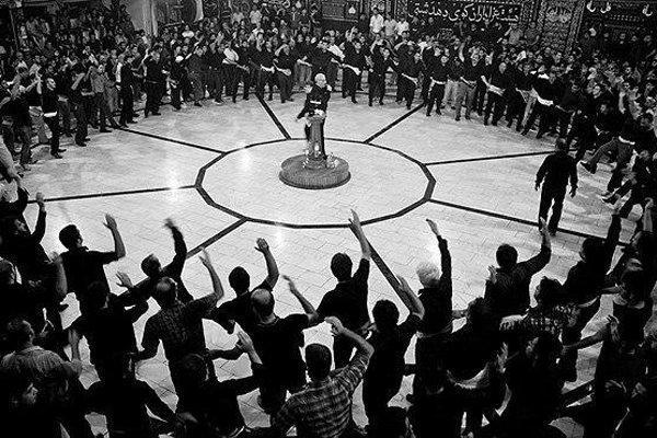 هشتمین سوگواره نوحه های نشسته در روستای راونگ میناب برگزار می گردد
