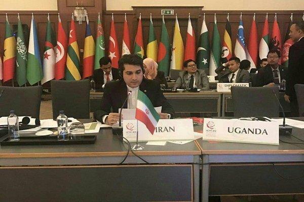 ایران در هیئت رئیسه مجمع جوانان کشورهای اسلامی صاحب کرسی شد