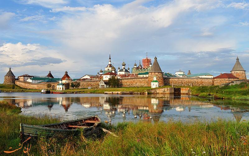 راهنمای تور یک روزه جزایر سولوتسکی روسیه