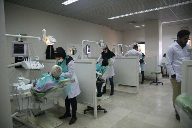 خبرنگاران مهلت ثبت نام آزمون ارتقا دستیاران دندانپزشکی 22 خرداد انتها می یابد