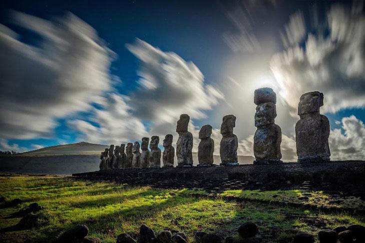 جزیره ایستر - شیلی Easter Island