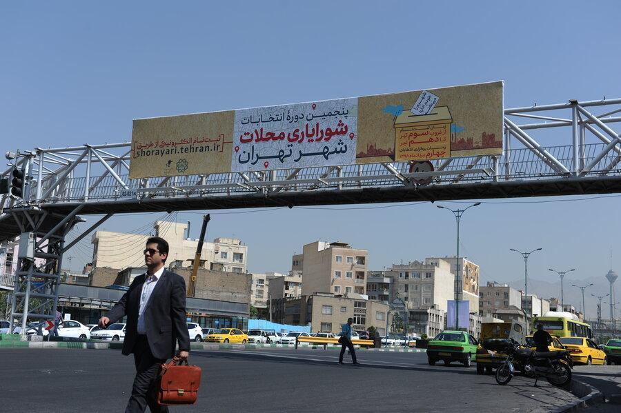 حضور پررنگ بانوان و جوانان در انتخابات شورایاری ها